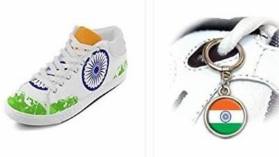 کینیڈین کمپنی نے بھارتی پرچم قدموں تلے روند دیا، تمام بھارتی غصے سے لال پیلے ہو گئے