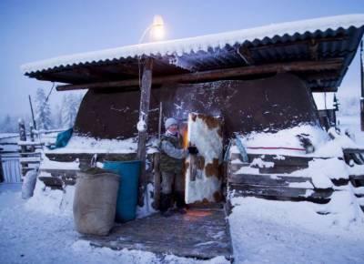 روس کا سب سے سرد علاقہ جہاں اتنی زیادہ سردی پڑتی ہے کہ جان کر آپکے دانت بجنے لگیں گے۔۔!!!