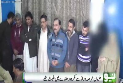 لاہور پولیس نے فحش فلمیں بنانےوا لے گروہ کو دھر لیا