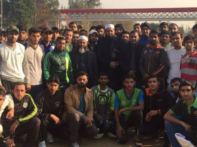 پاکستان کرکٹ ٹیم کی سلیکشن کمیٹی کا اسلام آباد کے کلبوں کا دورہ