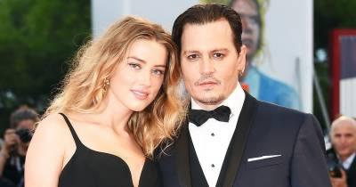 معروف ہالی ووڈ جوڑی جونی ڈِپ , امبرہرڈ میں طلاق کا معاملہ طے پا گیا