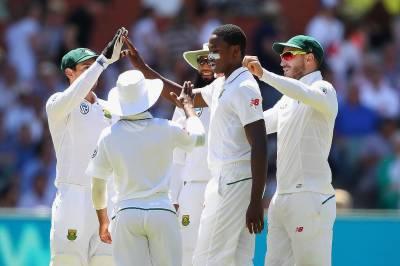 جنوبی افریقہ کا سری لنکا کو ٹیسٹ میں وائٹ واش