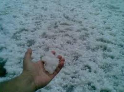 محکمہ موسمیات کے مطابق پنجاب میں آج رات برفباری ہو گی