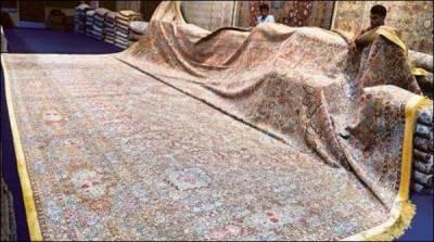 دنیا کا مہنگا ترین قالین ، قیمت جان کر آپ حیران رہ جائیں گے