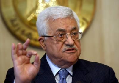 اسرائیل سفارتخانہ بیت المقدس منتقل کرنے سے باز رہے،فلسطینی صدر