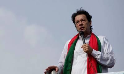 نوازحکومت کا جلد خاتمہ ہونے والا ہے، عمران خان