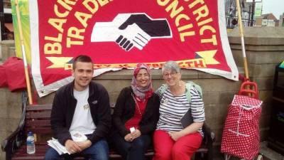 لندن میں بھی مسلم مخالف رویہ ، با حجاب خاتوں کے ساتھ نسلی امتیاز کا افسوس ناک واقع