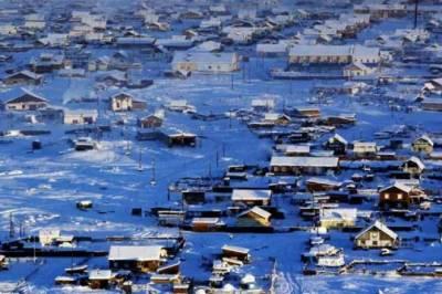 سردی کی شدت کا حال یہ ہے کہ شہری سارادن گاڑی کو رننگ حالت میں رکھتے ہیں