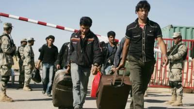 ایران نے ایک ہفتے میں 8000افغان پناہ گزین بے دخل کردیے