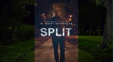 """ہالی ووڈ فلم """"سپلٹ"""" 20 جنوری کو نمائش کیلئے پیش کی جائے گی"""