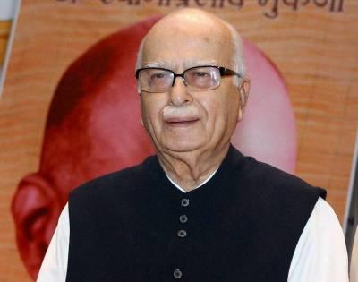 بھارت سندھ کے بغیر نامکمل ہے،ایل کے ایڈوانی کا احمقانہ بیان