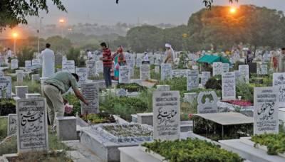 کراچی میں کورنگی قبرستان سے مردے غائب ہونے کا انکشاف