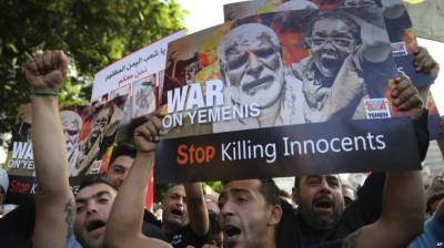 یمن میں10000 ہلاکتیں۔۔۔!!!