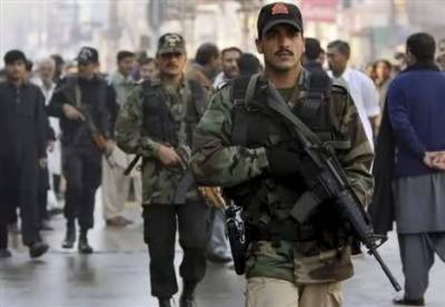 پیر محل میں دہشت گردوں کے تعاقب میں دل جلے گرفتار