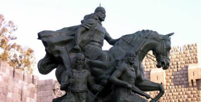 صلاح الدین ایوبی نے مکہ اور مدینہ پر حملے کی دھمکی دینے والے عیسائی بادشاہ کو شکست فاش کیسے دی