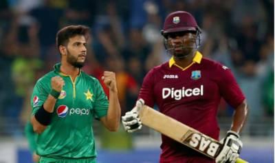 پاکستان کرکٹ ٹیم مارچ میں ویسٹ انڈیز کا دورہ کرےگی