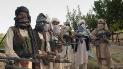 طالبان حملے میں 14 افغان اہل کار ہلاک