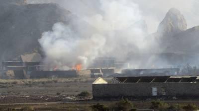 یمن کی فضاوں میں اتحادی افواج کے ہاتھوں 2 بیلسٹک میزائل تباہ