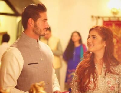 مومنہ مستحسن کی علی نقوی سے منگنی 3 ماہ بعد ہی ٹوٹ گئی