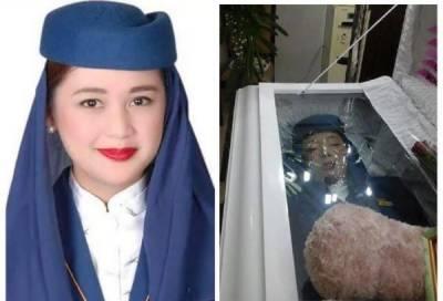 فلپائنی ائیر ہوسٹس نے مرنے کے بعد بھی سعودی فضائی کمپنی سے وفاداری نبھائی