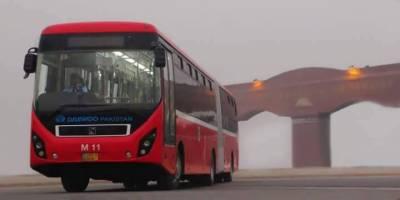 وزیر اعظم نواز شریف آج ملتان میٹرو بس کا افتتاح کریں گے