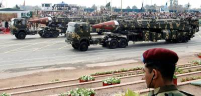 پاکستان کے پاس 210 جوہری ہتھیار موجود ہیں،امریکی ادارہ