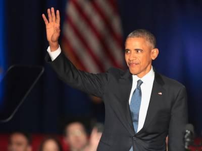 وائٹ ہاؤس میں اپنا اور گھر والوں کا خرچ خود اُٹھاتا تھا، باراک اوباما