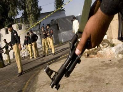 ڈیرہ غازی خان : قانون نافذ کرنے والے اداروں کی کارروائی ،ایک دہشت گرد مارا گیا