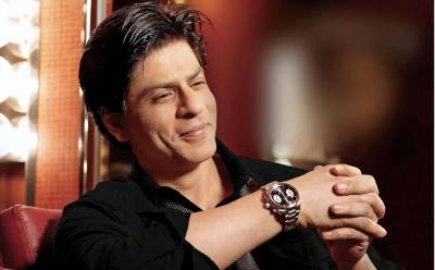 میری پہلی تنخواہ صرف 50روپے تھی : شاہ رخ خان