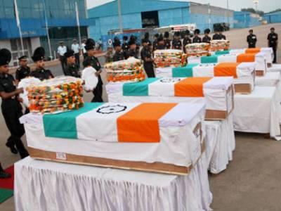 برفانی تودہ گرنے سے 5 بھارتی فوجی ہلاک، 4 لاپتہ
