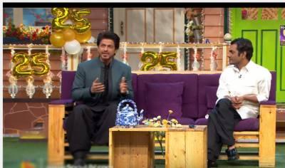 شاہ رخ خان نے نواز الدین کو خود سے بڑا ایکٹر قرار دے دیا