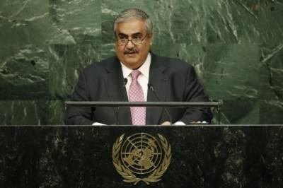 ایران مشرق وسطیٰ کے ممالک کے لیے پہلا سکیورٹی خطرہ ہے،بحرین