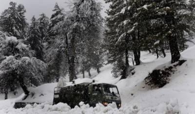 مقبوضہ کشمیر: برفانی تودے گرنے سے 10 بھارتی فوج ہلاک