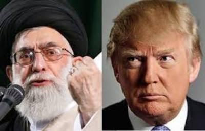 امریکی شہریوں کی ایران داخلے پر پابندی کا فیصلہ