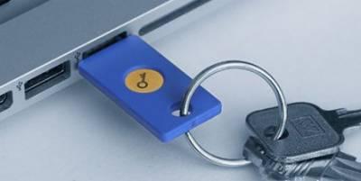 فیس بُک نے اکاؤنٹ کو ہیک سے بچانے کیلئے سیکیورٹی چابی متعارف کروا دی