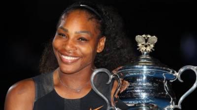 سرینا ولیمز نے 7 ویں بار آسٹریلین اوپن ٹینس چیمپئن شپ کا ٹائٹل جیت لیا