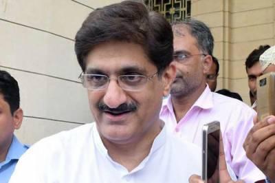 وزیر اعلیٰ سندھ کا کراچی میں جاری مختلف ترقیاتی منصوبوں کا معائنہ