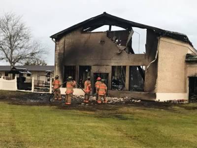 ڈونلڈ ٹرمپ کامسلم مخالف رویہ،ٹیکساس میں مسجد کو آگ لگا دی گئی