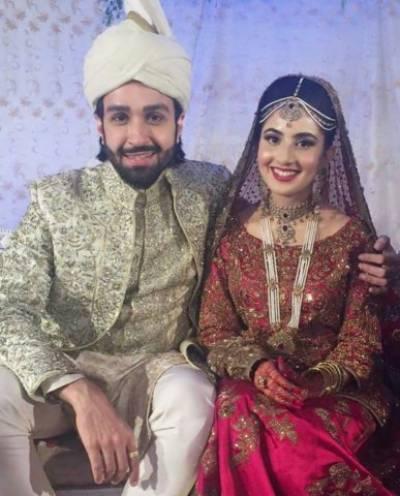 معروف پاکستانی اداکار نئے بندھن میں بندھ گئے