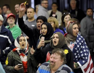 ٹرمپ کے غیر انسانی فیصلے کا ہدف مسلمان ہیں: ایمنسٹی انٹر نیشنل