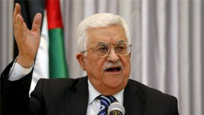 فلسطین کے صدر محمود عباس تین روزہ دورے پر پاکستان پہنچ رہے ہیں