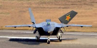 چین کا جدید ترین سٹیلتھ طیارہ، 4000پونڈ وزنی بم لے جانے کی صلاحیت