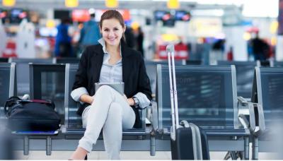 دبئی سمیت دنیا بھر کے ائرپورٹس پر وائی فائی کے سگنلز تلاش کرنا آسان