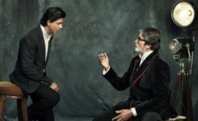 شاہ رخ مبارک باد، رئیس !آپ کا غصہ بہت ا چھا لگا،امیتابھ بچن