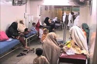 پنجاب کے تریسٹھ فیصدبنیادی مراکز صحت سہولیات سے محروم