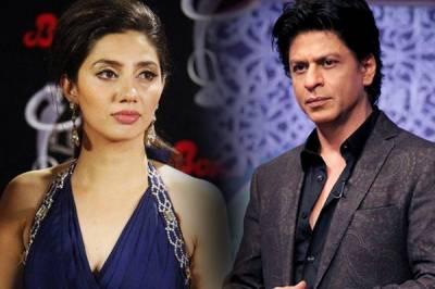 شاہ رخ خان نے اداکارہ ماہرہ خان کیساتھ کسی بھی انٹرویو میں بیٹھنے سے صاف انکار کر دیا