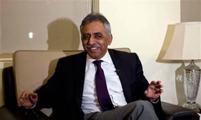 محمد زبیر عمر گورنر سندھ مقرر ،صدرمملکت نے سمری پر دستخط کردئیے