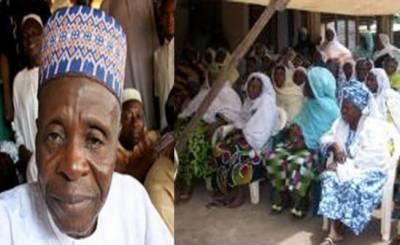 130 بیویوں اور 203 بچوں کو دنیا میں بے سہارا چھوڑ گیا ۔۔!!!