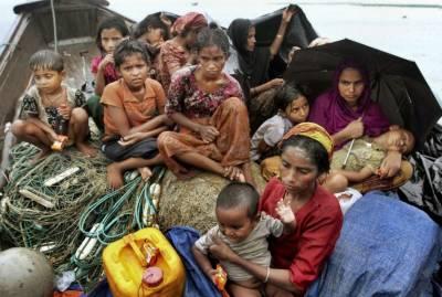 میانمار میں نسل کشی، بنگلہ دیش میں بھی مسلم پناہ گزین مشکلات کا شکار