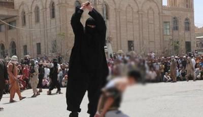 عراق ،قیدیوں کے سرقلم کرنے والے داعشی قصاب ابو سیاف قتل